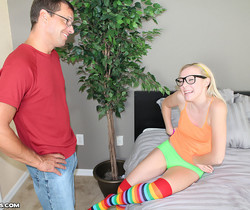 Sunny Marie - Mr. Johnson One Weird Trick - Teen Tugs