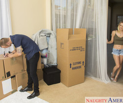 Natalia Starr - Neighbor Affair
