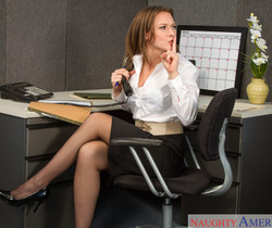 Callie Calypso - Naughty Office