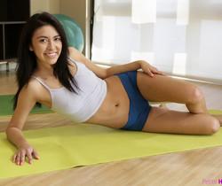Kara Faux - Hop On Cock - Petite HD Porn
