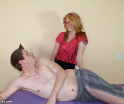 Full Service Massage - Cum Blast City