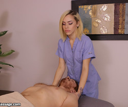 Kimberly Moss: Embarrassing Ruined Orgasm - Mean Massage