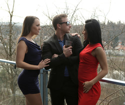 Blue Angel, Mindy - Whiskey And Women - Nubile Films
