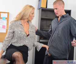 Holly Heart - Naughty Office