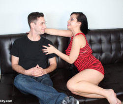 Kimmy Lee - Brad Busts Loads - Cum Blast City