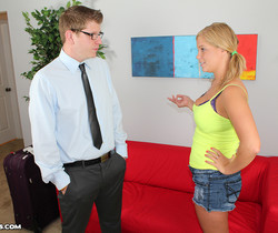 Anabelle - Pync Penis Pumper - Teen Tugs