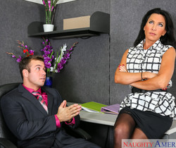 Lezley Zen - Naughty Office