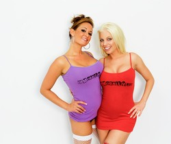Britney Amber & Tory Lane - Immoral Live