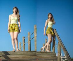 Stella Cox - Beach Access - Girlfolio