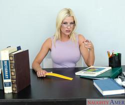 Mrs. Kain - My First Sex Teacher