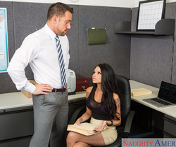 Raven Bay - Naughty Office
