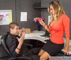 Samantha Saint - Naughty Office