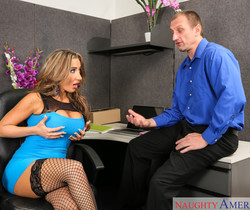 Richelle Ryan - Naughty Office