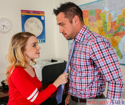 Alexia Gold - Naughty Bookworms