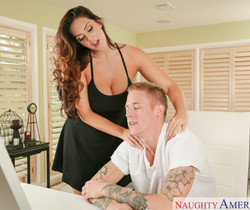Alison Tyler - My Girlfriend's Busty Friend