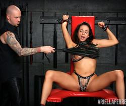 Ariella Ferrera in Mistreated By My Master