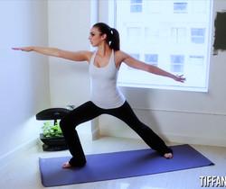 Tiffany Tyler in Yoga Master