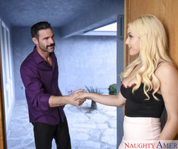 Kylie Page - Neighbor Affair