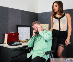 Bella Danger - Naughty Office