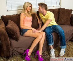 Amanda Tate - Neighbor Affair