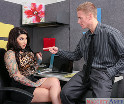 Darling Danika - Naughty Office
