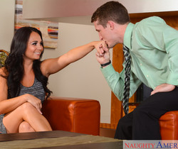 Holly West - My Dad's Hot Girlfriend