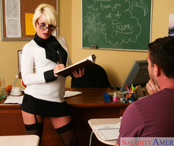 Mrs. Storm - My First Sex Teacher