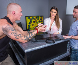 Brooklyn Chase - Naughty Office