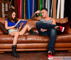 Riley Reid - Naughty Bookworms