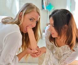 Melody & Harley - Kinky White Angels - FTV Girls