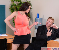 Kendra Lust - Naughty Office