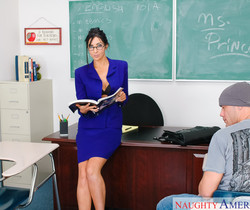 Diana Prince - My First Sex Teacher