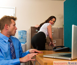 Sovereign Syre - Naughty Office