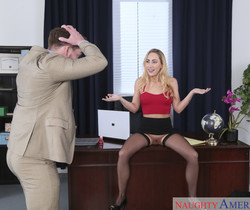 Carter Cruise - Naughty Office