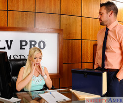 Bibi Noel - Naughty Office