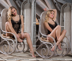 Rocking Chair - Vika P. - Femjoy