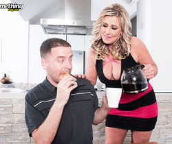 Breakfast with newcomer Chanel Kline - 40 Something Mag