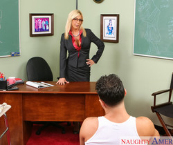 Misty Vonage - My First Sex Teacher