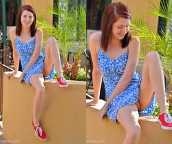 Lexi - That Little Teen In Blue - FTV Girls