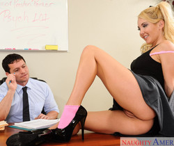 Aaliyah Love - Naughty Bookworms