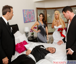 Bridgette B. - Naughty Weddings