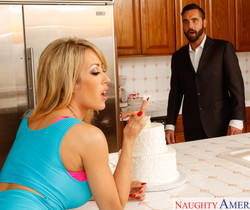 Capri Cavanni - Naughty Weddings
