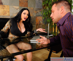 Amy Anderssen - Naughty Office
