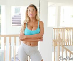 Bridgette B - The Workout - Pure Mature