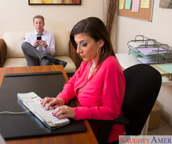 Sara Jay - Naughty Office