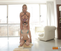 Briana Banderas - Briana & Mey: Nacho prefers blondes