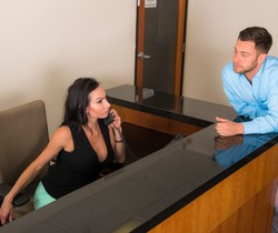 Portia Harlow - Big Tit Office Chicks #03