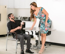 Mercedes Carrera - Big Tit Office Chicks #03