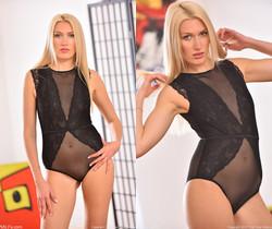 Angelina - Slender Perky Form - FTV Milfs