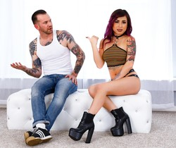 Ivy Brooks, Will Havoc - Cum On My Tattoo - Ivy Brooks